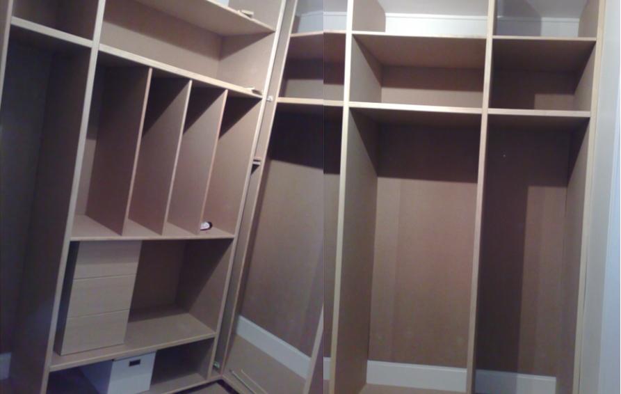 quelques planches pour mes dressings sur mesure etoile de verre. Black Bedroom Furniture Sets. Home Design Ideas